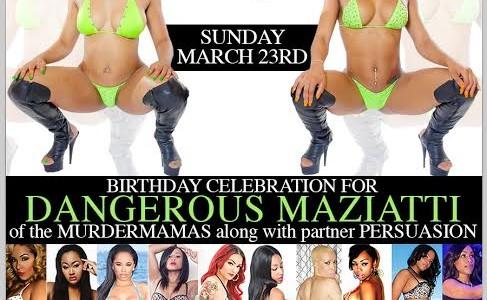 SUNDAY MARCH 23, 2014: SECRET SUNDAYz