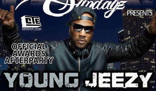 BET AWARDS OFFICIAL AFTER PARTY at SECRET SUNDAYz presented by YOUNG JEEZY