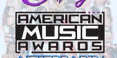 SUNDAY NOVEMBER 23, 2014: SECRET SUNDAYz American Music Awards After-Party