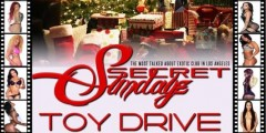 SUNDAY DECEMBER 21, 2014: SECRET SUNDAYz CHRISTMAS PARTY