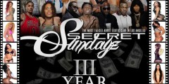 SUNDAY DECEMBER 14, 2014: SECRET SUNDAYz 3 YEAR ANNIVERSARY