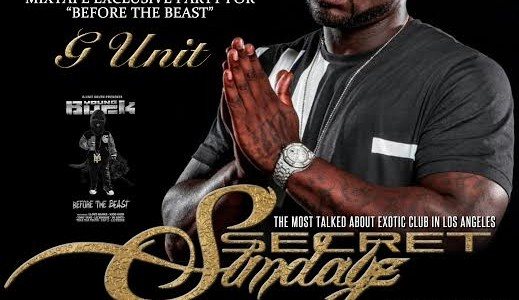 SUNDAY MARCH 15, 2015: SECRET SUNDAYz BDAY 4 GUnit Young Buck Hosted by CardiB