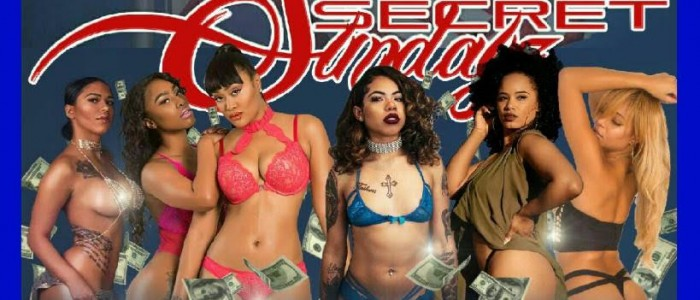 "FEBRUARY 19, 2017 SecretSundayz 1661 N Ivar Ave ""Presidents Day Weekend"""