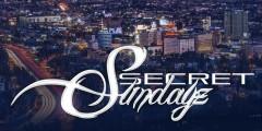 JULY 30, 2017 SecretSundayz 1661 N Ivar Ave