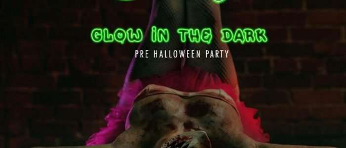 "SUNDAY Oct. 29, 2017 SecretSundayz ""Glow in The Dark"" Halloween Party"