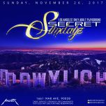 SUNDAY Nov 26, 2017 SecretSundayz #GREENSUNDAY